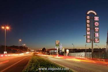 هتل کریستفرو کلمبو رم|قیمت کریستفرو کلمبو رم|الی گشت