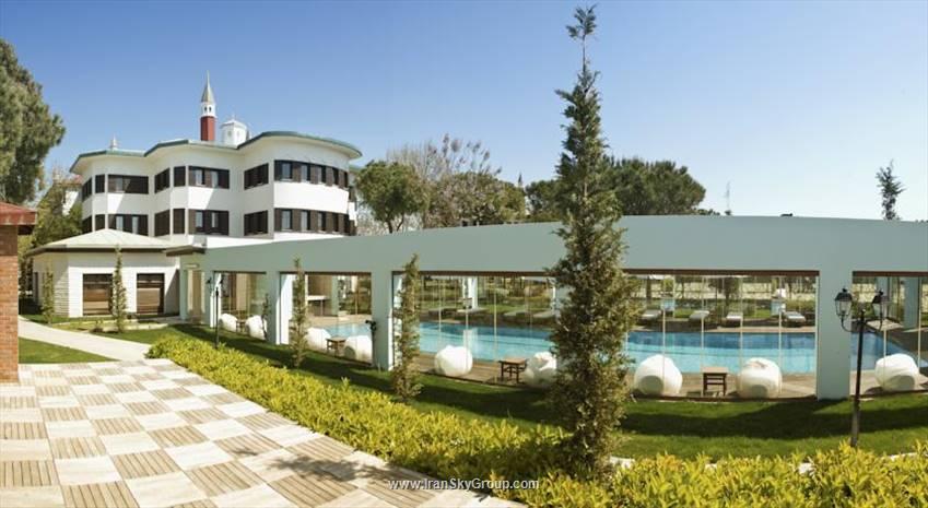 هتل وو تپکاپی پالاس آنتالیا|قیمت وو تپکاپی پالاس آنتالیا|الی گشت