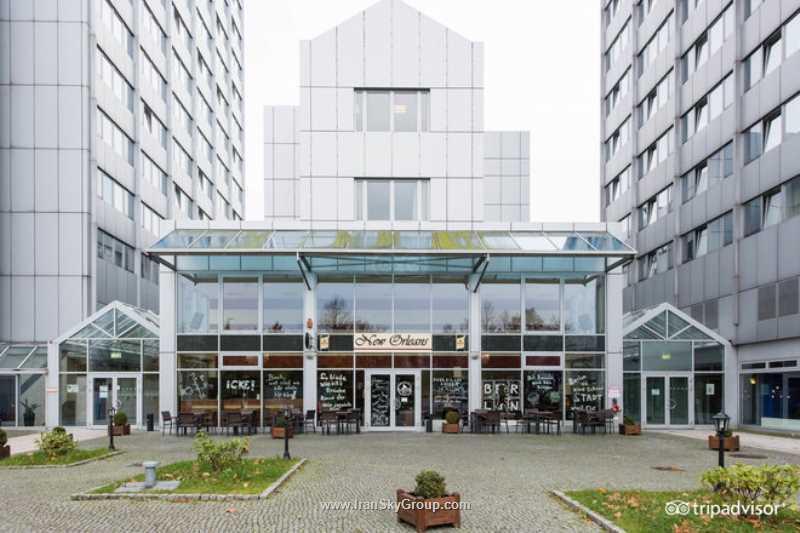 هتل  سیتی هتل برلین است برلین قیمت  سیتی هتل برلین است برلین الی گشت