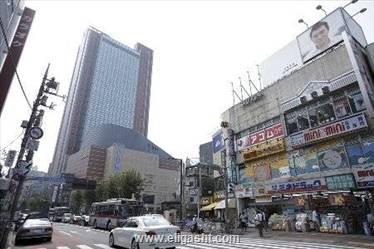 هتل  د ب سنگنجیا توکیو|قیمت  د ب سنگنجیا توکیو|الی گشت