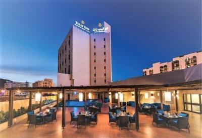 هتل تولیپ این دونتون موسات , هتل 3ستاره, هتل مسقط,  عمان