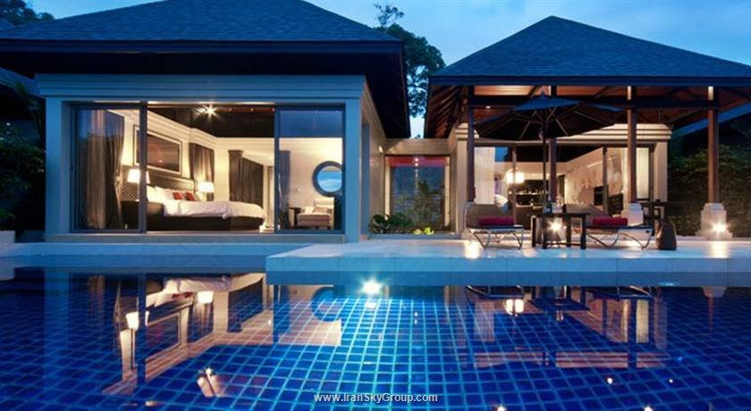 هتل  د پویلینس , هتل 5ستاره, هتل پوکت,  تایلند