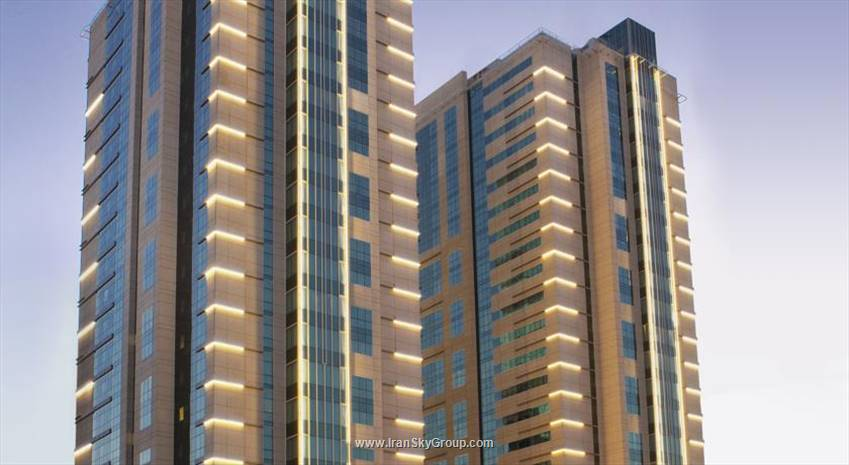 هتل مدیا رتانا دبی دبی|قیمت مدیا رتانا دبی دبی|الی گشت