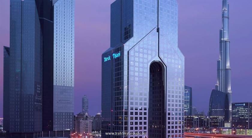 Dusit Thani Dubai|Dubai hotels|Eligasht