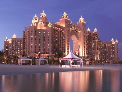هتل آتلانتیس د پالم دبی|قیمت آتلانتیس د پالم دبی|الی گشت