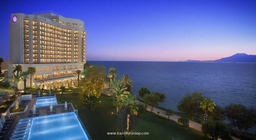 هتل اکرا باروت هتل آنتالیا قیمت اکرا باروت هتل آنتالیا الی گشت