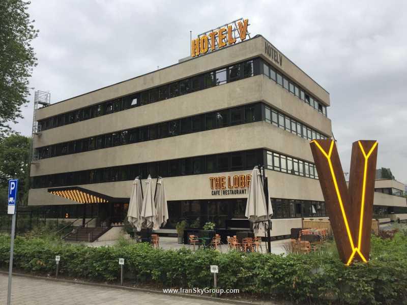 هتل هتل وی فیزیوسترات آمستردام|قیمت هتل وی فیزیوسترات آمستردام|الی گشت