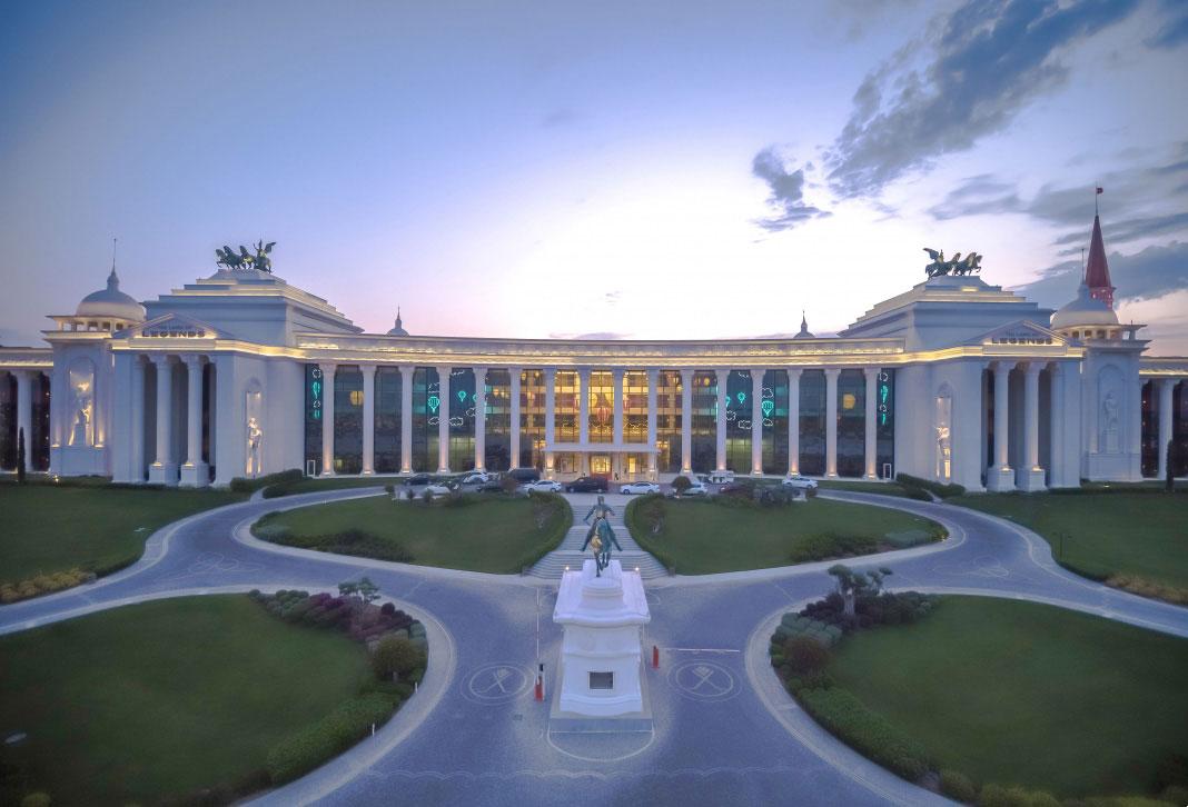 هتل دی لندآف لجند کینگدوم هتل , هتل 5ستاره, هتل آنتالیا,  ترکیه