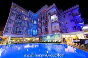 Lara World Hotel|Antalya hotels|Eligasht