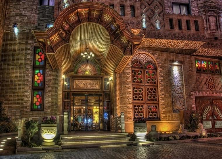 هتل هتل کریمخان شیراز|قیمت هتل کریمخان شیراز|الی گشت