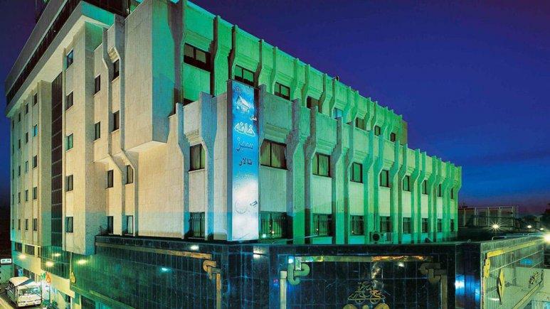 هتل هتل خانه سبز مشهد , هتل 3ستاره, هتل مشهد,  ایران