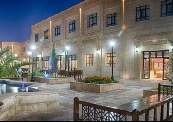 هتل هتل بین الحرمین شیراز شیراز|قیمت هتل بین الحرمین شیراز شیراز|الی گشت