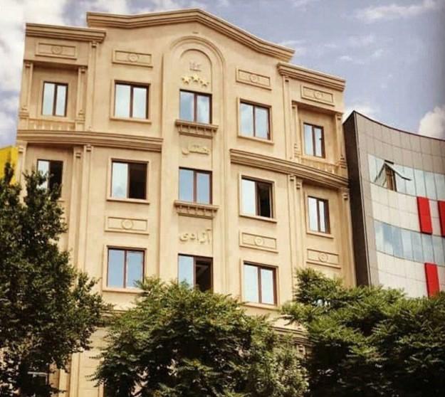 هتل هتل آزادی تبریز , هتل 4ستاره, هتل تبریز,  ایران