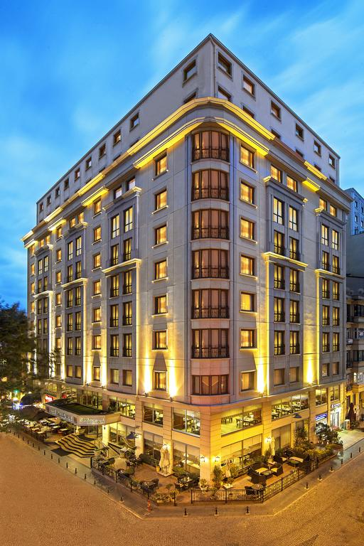 هتل گراند اوزانتیک استانبول|قیمت گراند اوزانتیک استانبول|الی گشت