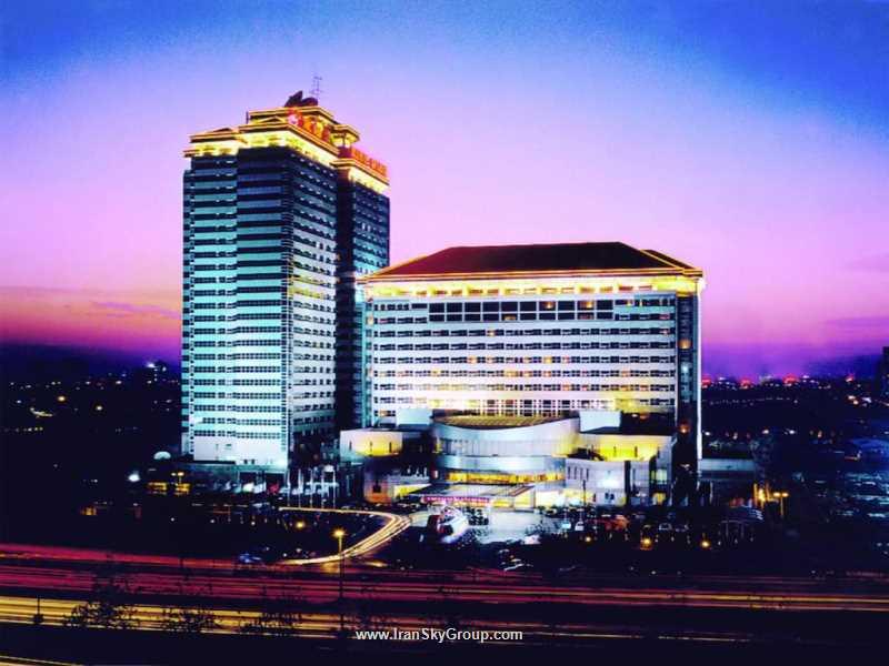 هتل کینگوینگ هتل پکن|قیمت کینگوینگ هتل پکن|الی گشت