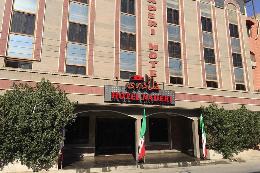 هتل هتل نادری  ,  , هتل اهواز,  ایران