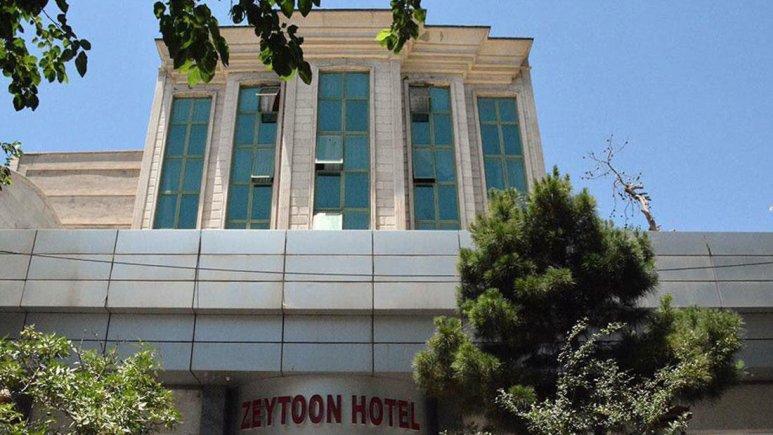 هتل هتل زیتون , هتل 3ستاره, هتل مشهد,  ایران