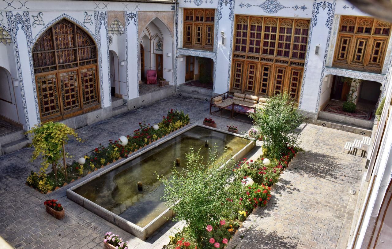 هتل هتل سنتی اصفهان|قیمت هتل سنتی اصفهان|الی گشت