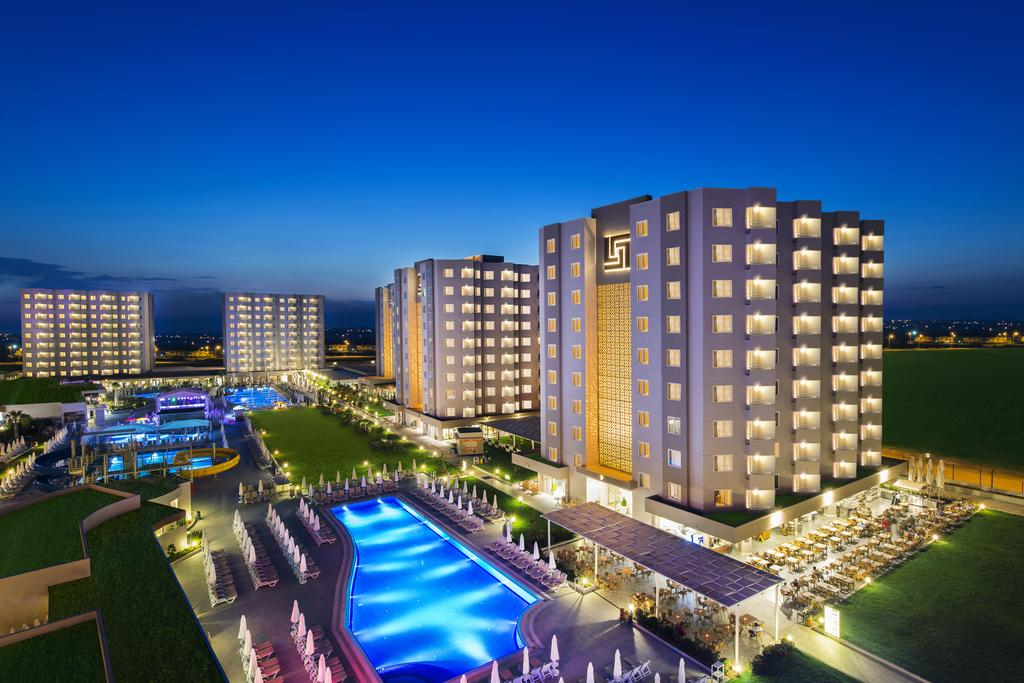 Hotel Grand Park Lara Hotel , Hotel 4Star, Hotel Antalya,  Turkey