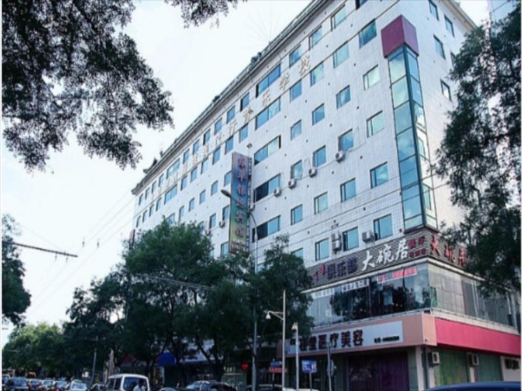 هتل دنگدان سیلور راد , هتل 3ستاره, هتل پکن,  چین