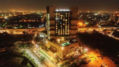 هتل کرون پلازا نو دلهی رهینی , هتل 4ستاره, هتل دهلی,  هند
