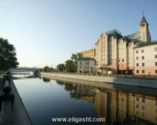 Otel Katerina City , Otel 4Star, Otel Moscow,  Russia