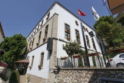 هتل ادالیا پرت هتل , هتل 3ستاره, هتل آنتالیا,  ترکیه