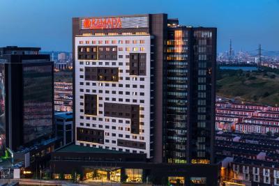 هتل رامادا پلازا استانبول تکستیلکنت , هتل 5ستاره, هتل استانبول,  ترکیه