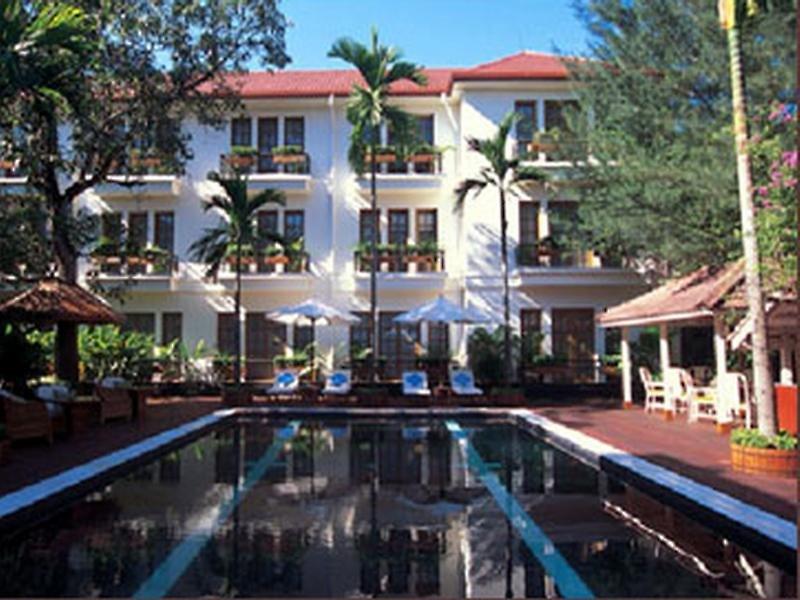 Savoy Rangoon (Yangon) hotels Eligasht