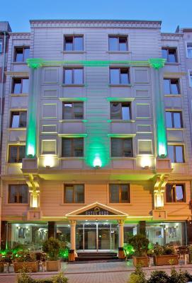 هتل بودو هتل استانبول|قیمت بودو هتل استانبول|الی گشت