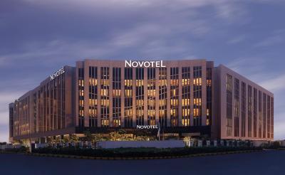 هتل نوتل نو دلهی ارسیتی , هتل 5ستاره, هتل دهلی,  هند
