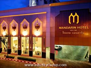 هتل ماندارین بای سنتر پوینت بانکوک|قیمت ماندارین بای سنتر پوینت بانکوک|الی گشت