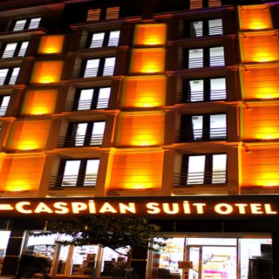 هتل کاسپیان سویت وان|قیمت کاسپیان سویت وان|الی گشت