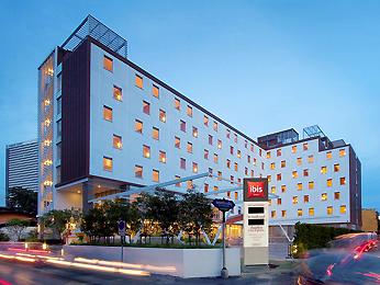 هتل آیبیس بانکوک ساترن بانکوک|قیمت آیبیس بانکوک ساترن بانکوک|الی گشت