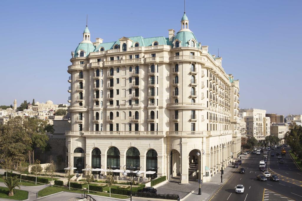 هتل فور سیزنز باکو باکو|قیمت فور سیزنز باکو باکو|الی گشت