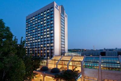 هتل آنکارا هیلتون