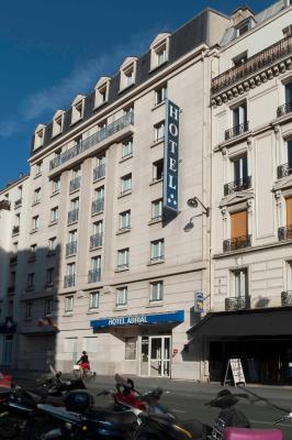 هتل ابریال , هتل 3ستاره, هتل پاریس,  فرانسه