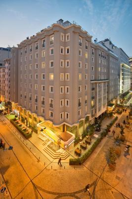 هتل گلدن ایج هتل , هتل 4ستاره, هتل استانبول,  ترکیه
