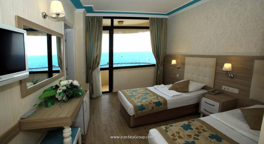 هتل سندر هتل ,  , هتل آنتالیا,  ترکیه
