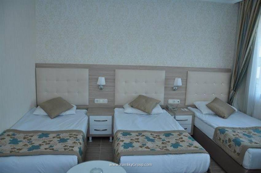 هتل سندر هتل , -1ستاره, هتل آنتالیا,  ترکیه
