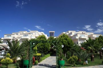 External views of the hotel