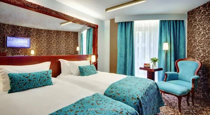 هتل دومینا پرستیژ سن پیترزبورگ|رزرو هتل های سنت پترزبورگ|الی گشت