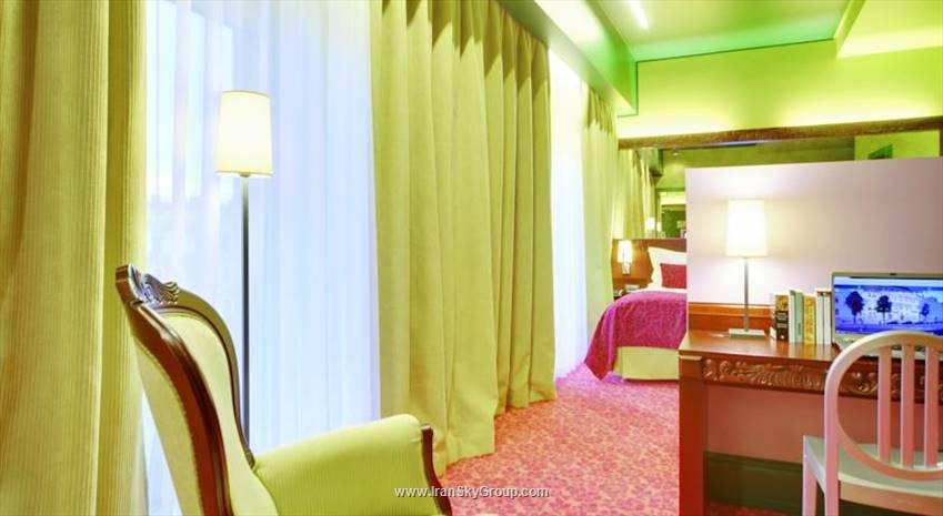 هتل دومینا پرستیژ سن پیترزبورگ , 5ستاره, هتل سنت پترزبورگ,  روسیه