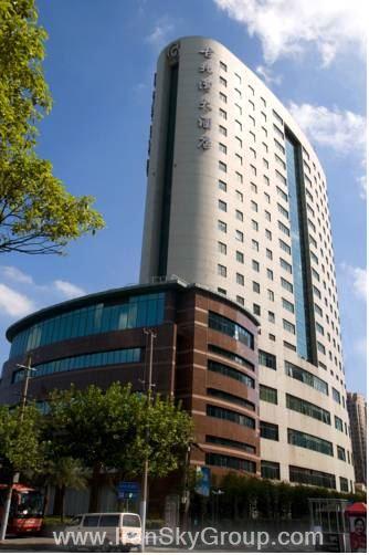 هتل گوبی گاردن , هتل 4ستاره, هتل شانگهای,  چین