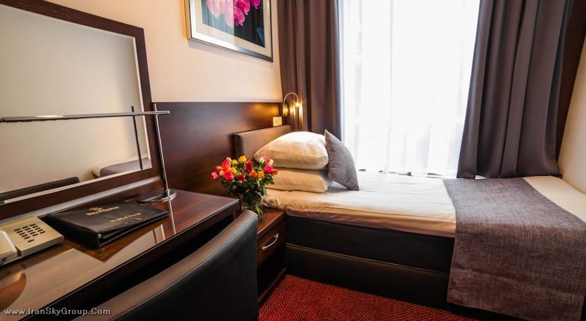 هتل  هتل سیتی گردن آمستردام , هتل 2ستاره, هتل آمستردام,  هلند