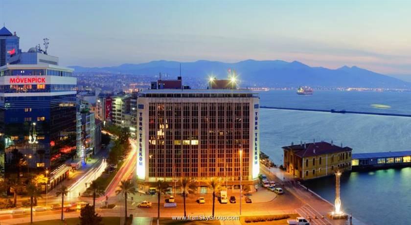 هتل مونپیک هتل ایزمیر