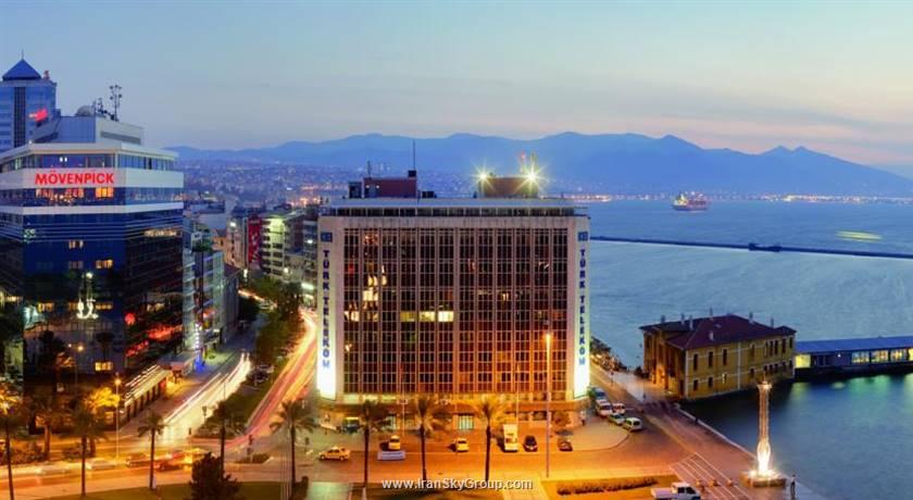 مونپیک هتل ایزمیر