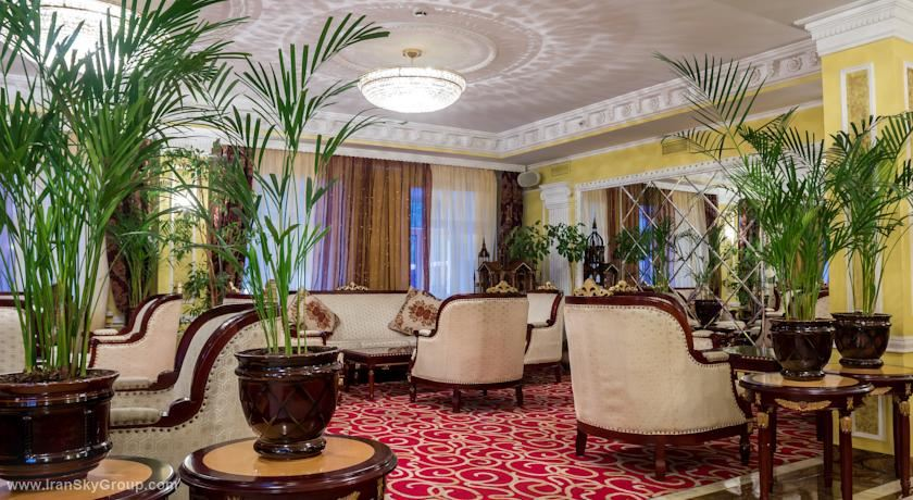 Otel Mandarin Residence , 4Star, Otel Moscow,  Russia