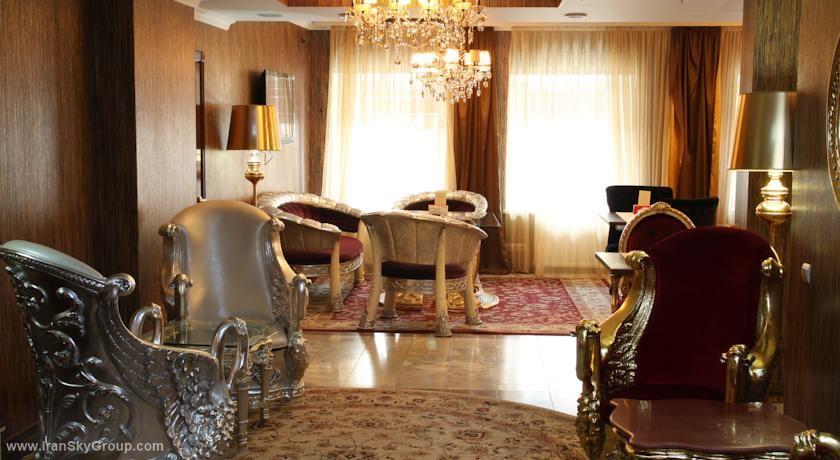 هتل Hotel Mandarin , هتل 4ستاره, هتل مسکو,  روسیه