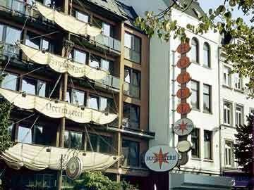 هتل  ا اند آوع هامبورگ ریپربهن , هتل 1ستاره, هتل هامبورگ,  آلمان